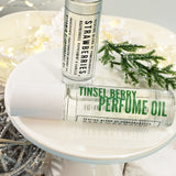 Tinsel Berry Perfume Oil www.sunbasilsoap.com