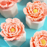 Honeysuckle Flower Soap www.sunbasilsoap.com