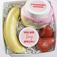 You are Berry Special Bath and Body Gift Basket www.sunbasilsoap.com