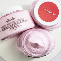 Watermelon Body Butter www.sunbasilsoap.com