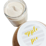 Apple Pie Body Butter www.sunbasilsoap.com