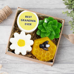 Best Grandma Ever Soap Gift Set www.sunbasilsoap.com