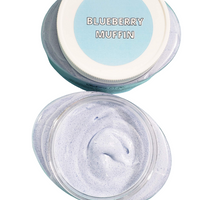 Blueberry Body Scrub www.sunbasilsoap.com