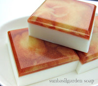 Frankincense and Myrrh Soap at Sunbasil Soap
