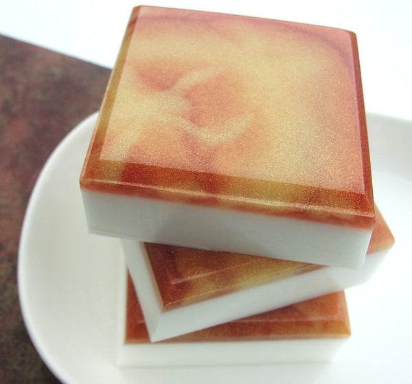 Frankincense and Myrrh Soap Christmas - sunbasilgarden  - 2
