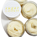 Sugar cookie body butter lotion www.sunbasilsoap.com