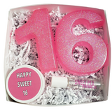 Sweet 16 Spa Gift Set www.sunbasilsoap.com