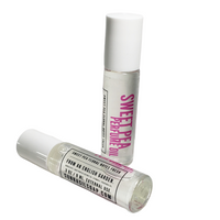 Sweet Pea Perfume Oil Roll On www.sunbasilsoap.com