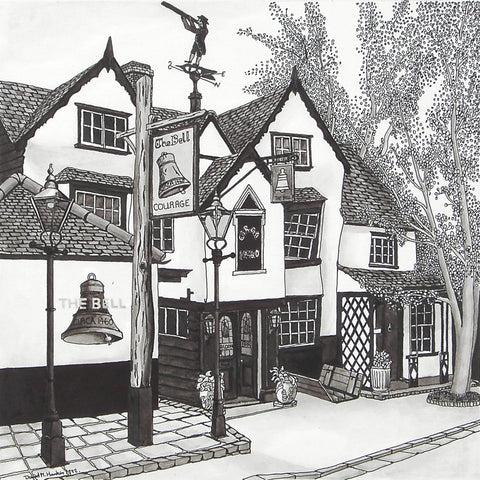 The Bell in East Molesey - Surrey