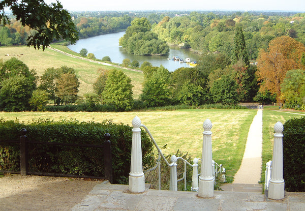 View from Richmond Hill - Colour