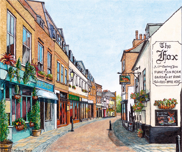 Church Street, Twickenham