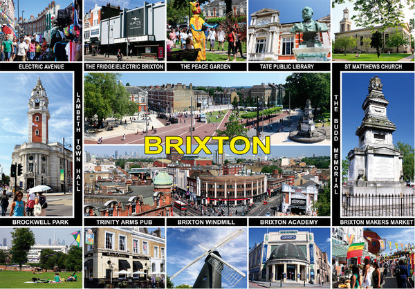 Brixton - London