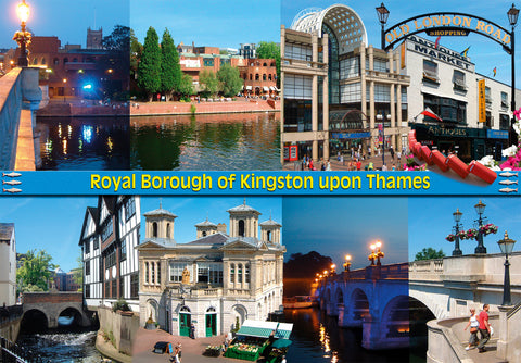 Royal Borough of Kingston Upon Thames - Montage
