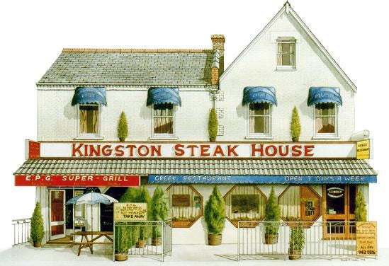 Kingston Steak House