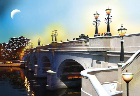 Bridge at Kingston upon Thames