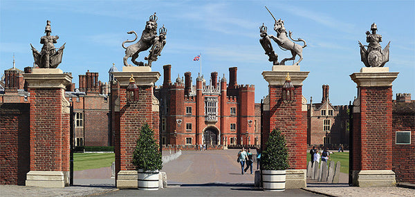 Hampton Court Palace in Colour