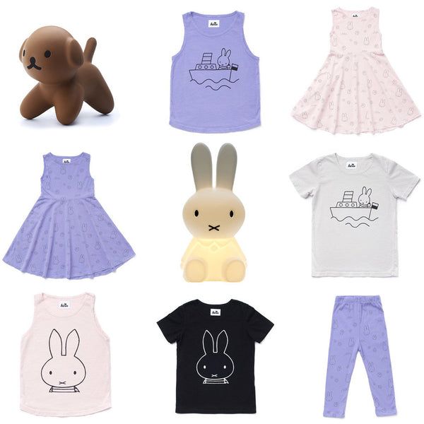Starship for Littles / miffy / kira kids