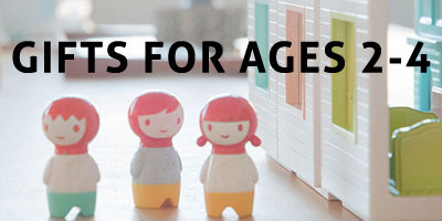 Gifts for ages 2-4