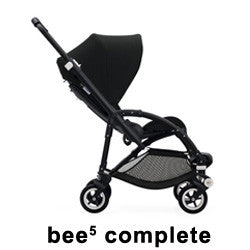 bugaboo bee5 complete all black