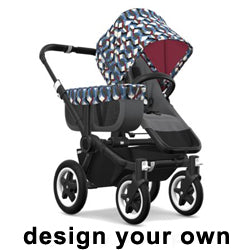 Bugaboo USA Donkey 2 Design Your Own Custom