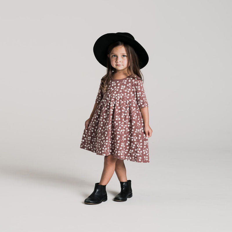 rylee and cru holiday berry dress