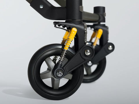 bugaboo cameleon3 front suspension