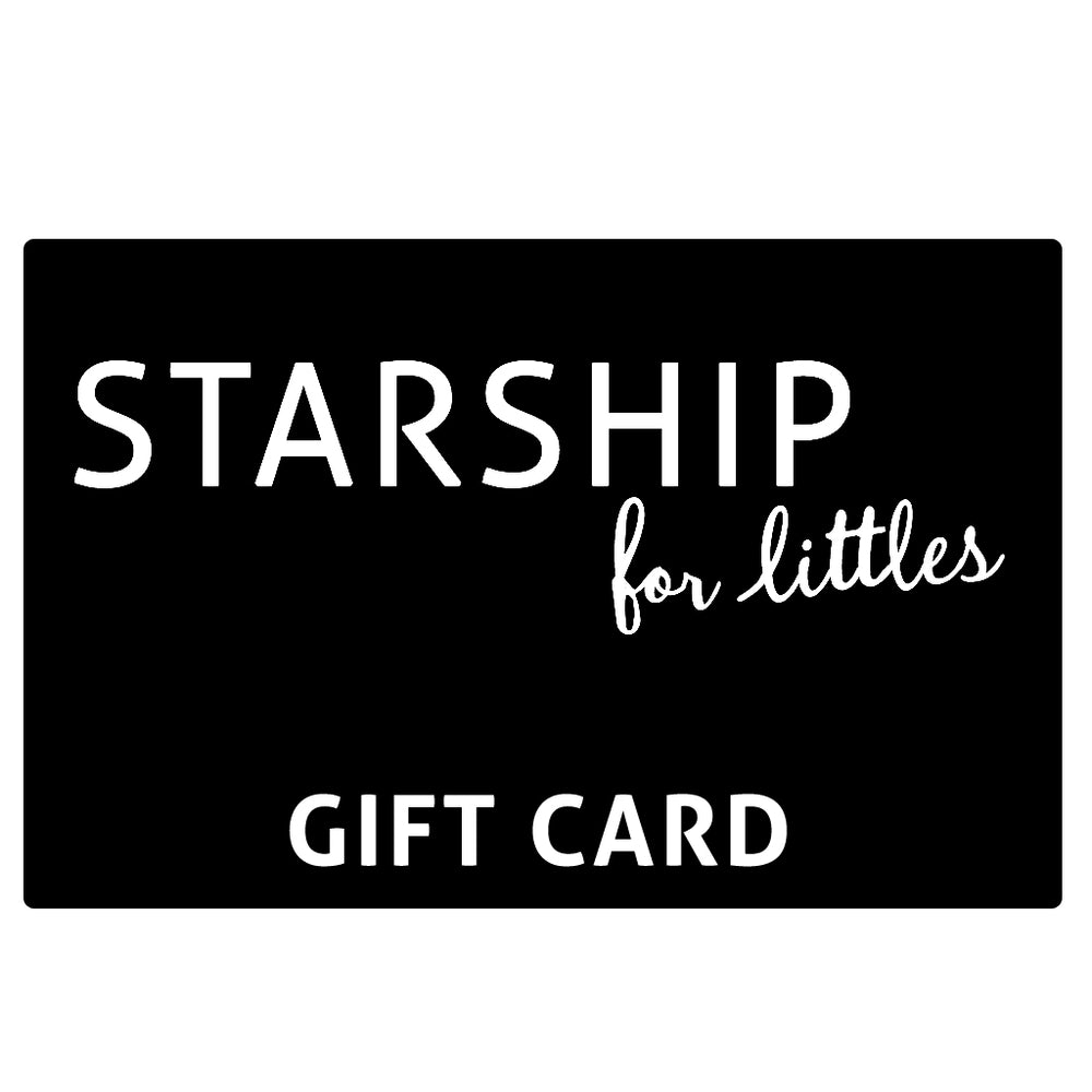 Starship for Littles Gift Card