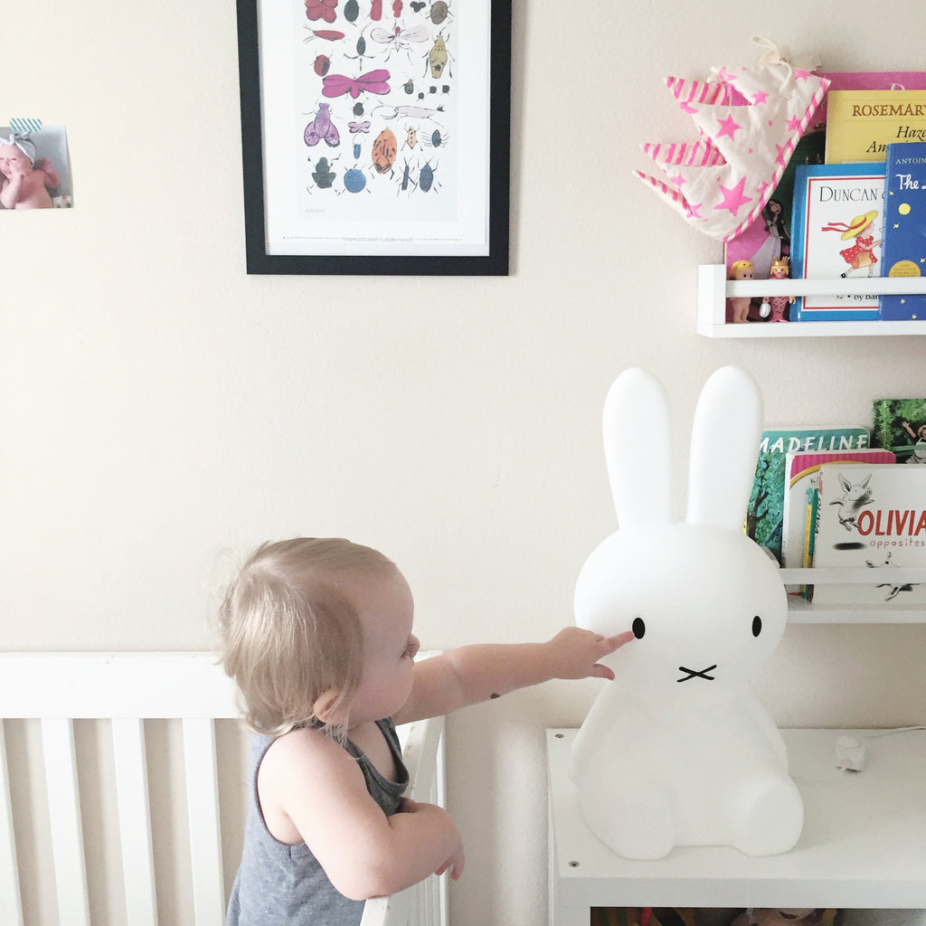Miffy Lamp By Mr Maria Starship For Littles