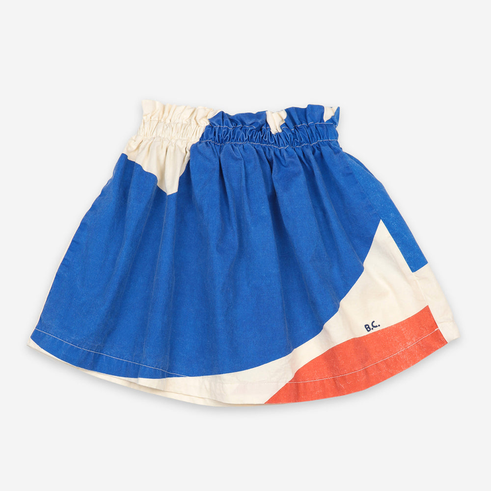Landscape Woven Skirt by Bobo Choses