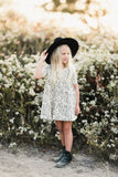 Folk Birds Dress by Rylee and Cru