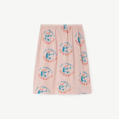 Kitten Skirt in Quartz Dogs by The Animals Observatory