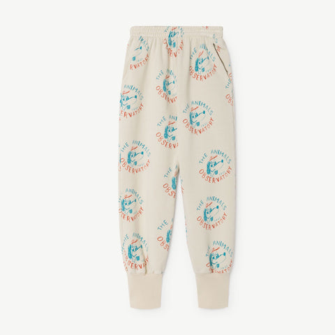 Panther Kids Pant in Dogs by The Animals Observatory