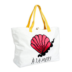 A La Mer Beach Bag by Mini Rodini