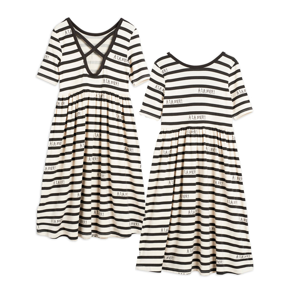 A La Mer Dress by Mini Rodini