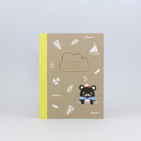 Adventure Exercise Book by Noodoll
