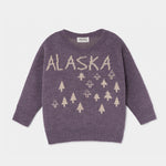 Alaska Jacquard Sweater by Bobo Choses