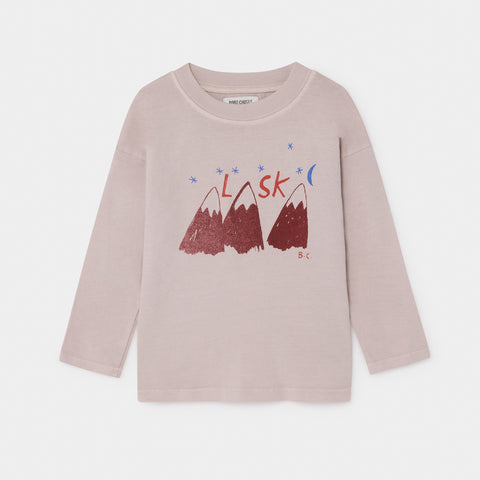Alaska Long Sleeve T-shirt by Bobo Choses