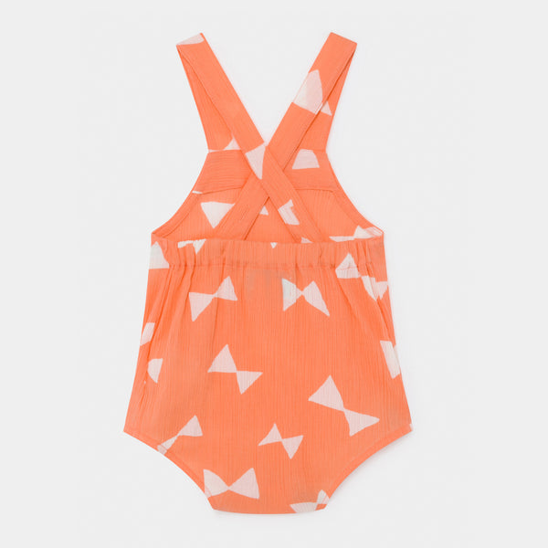 Baby Bow Romper by Bobo Choses