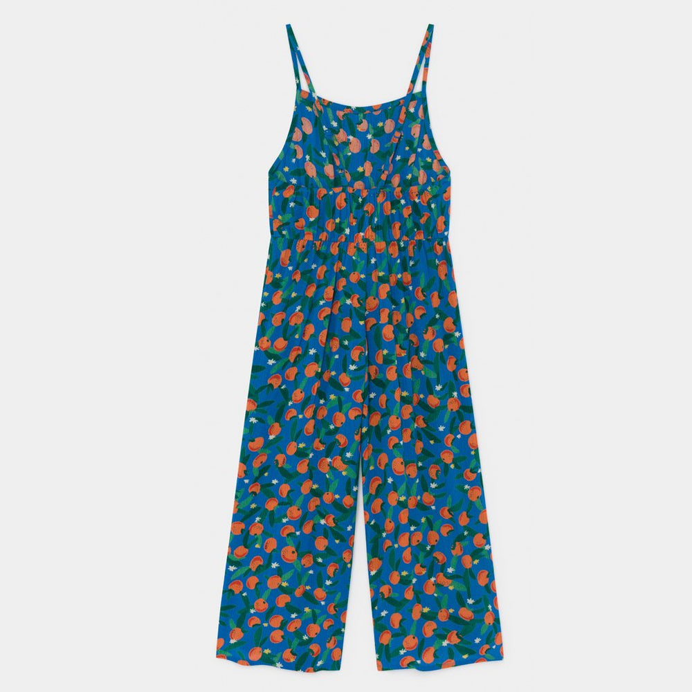 Oranges Woven Overall by Bobo Choses
