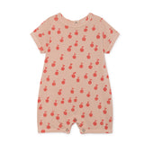 Baby Apples Playsuit by Bobo Choses