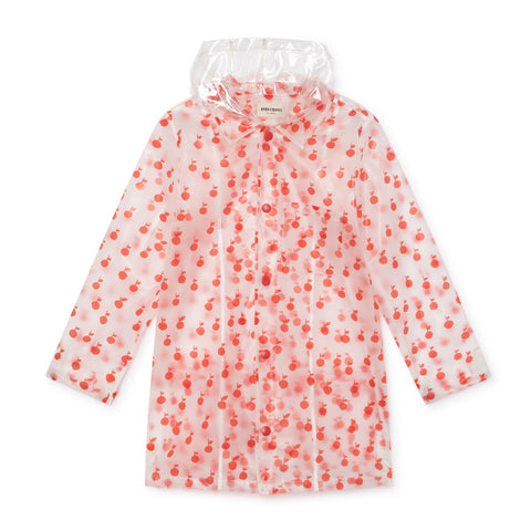 Apples Raincoat by Bobo Choses