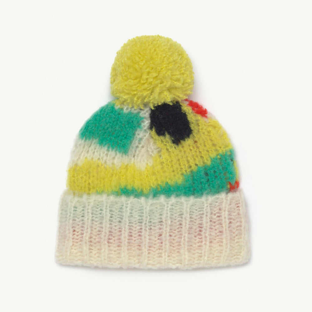 Pony Baby & Kids Hat Multicolor by The Animals Observatory