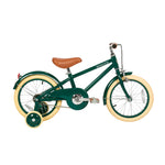 "Classic Green 16"" Banwood Bike"