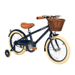 "Classic Navy 16"" Banwood Bike"