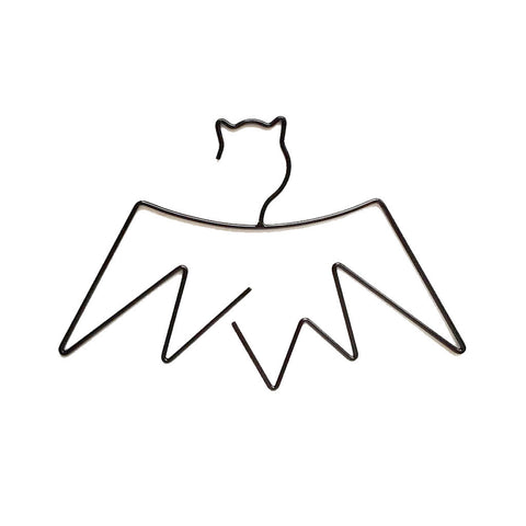 Black Bat Kids Coat Hanger by Little Pop Studios