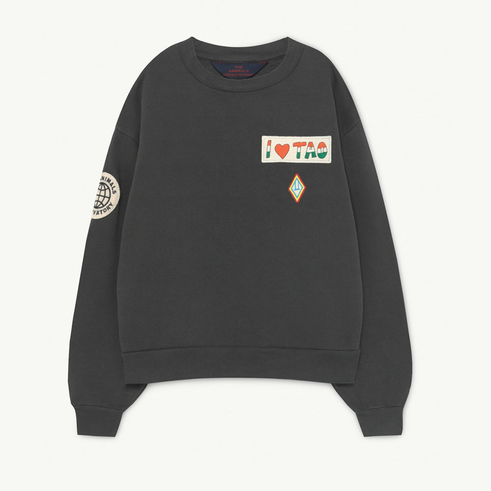 Bear Kids Sweatshirt TAO by The Animals Observatory