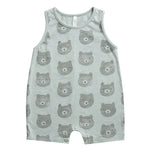 Bears Sleeveless Onepiece by Rylee and Cru