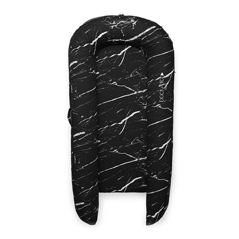 DockATot Grand Dock- Black Marble