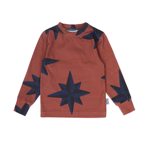 Blue Compass Long Sleeve by One Day Parade