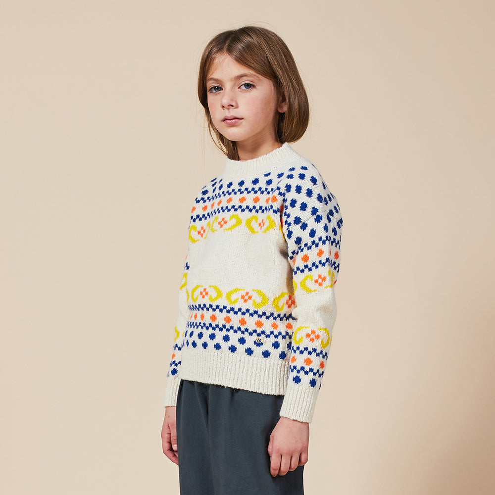 Eclipse Sweater by Bobo Choses